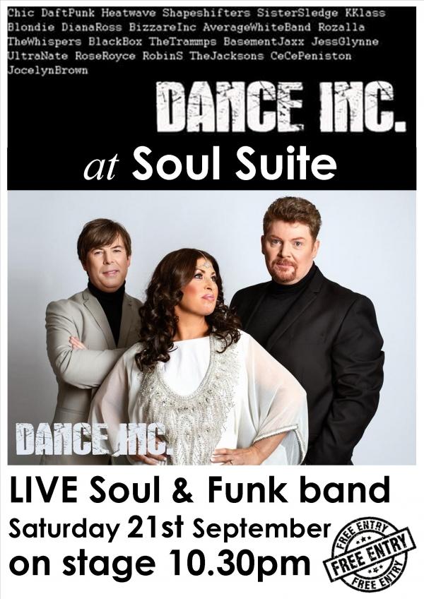 Dance Inc