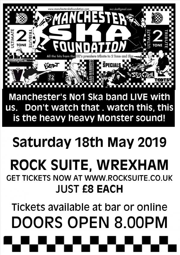 Manchester Ska Foundation